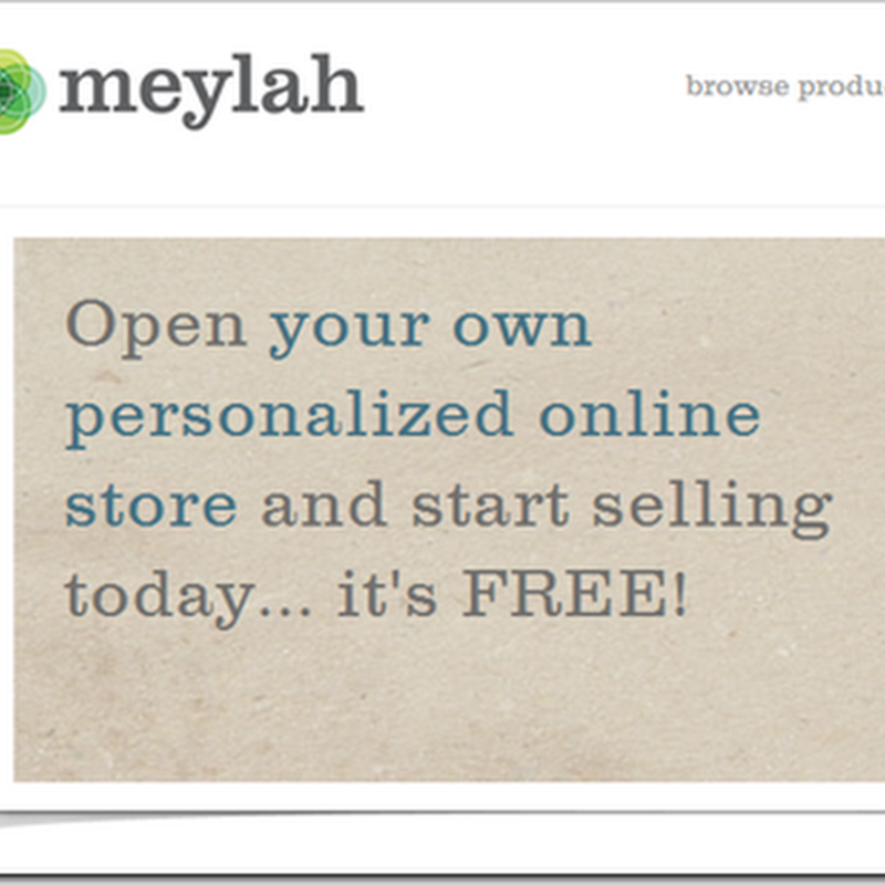 Meylah - Get a Free Shop to Sell Your Art Online