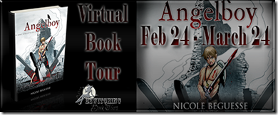 Angel Boy Banner 450 x 169
