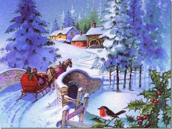 paisajes navidad (4)