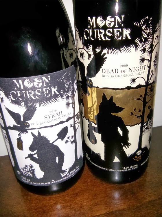 Moon Curser Syrah & Dead of Night