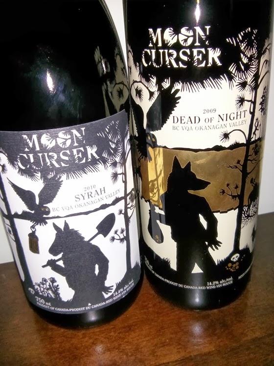 Moon Curser Syrah & Dead of Night