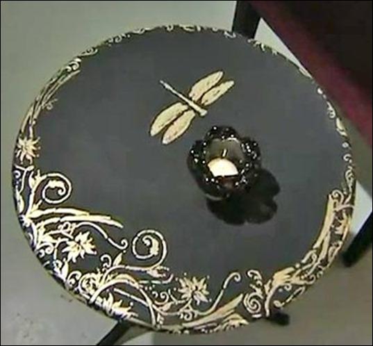 Как обновить стол своими руками