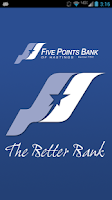 Screenshot of Five Points Bank of Hastings