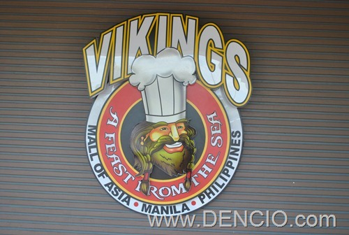 Vikings Luxury Buffet MOA002