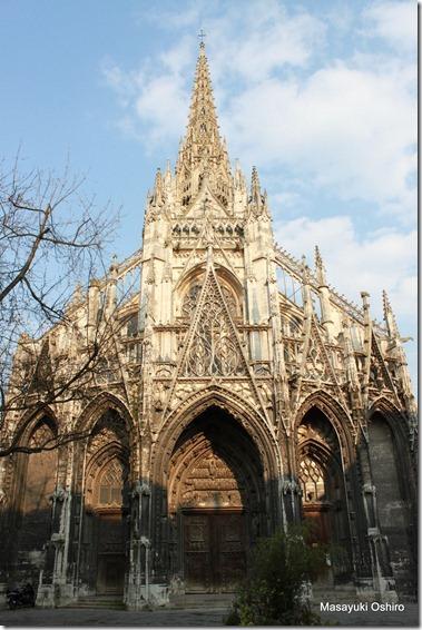 サン・マクルー教会  Église Saint-Maclou