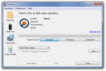 Cara Mudah Membersihkan File, Folder Hard Disk Dengan Hardwipe