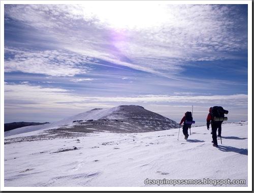 Picon de Jerez 3090m, Puntal de Juntillas y Cerro Pelao 3181m (Sierra Nevada) (Isra) 2765