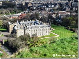 Holyrood Castle, Edimburgo - Escócia