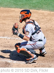 'Buster Posey' photo (c) 2010, SD Dirk - license: http://creativecommons.org/licenses/by/2.0/