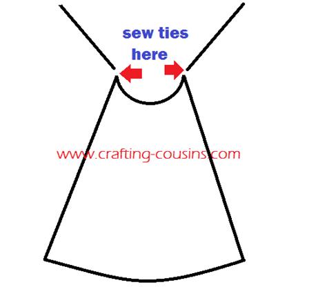 cape ties