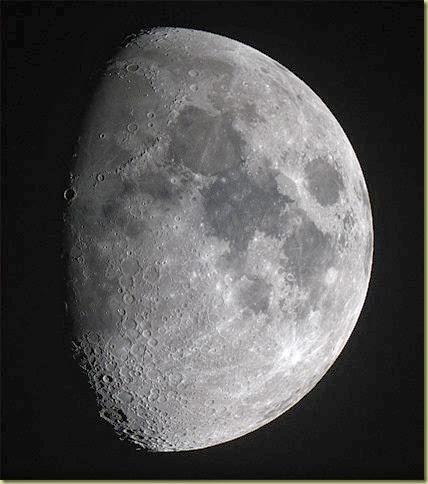 11 Dec 2013 Moon