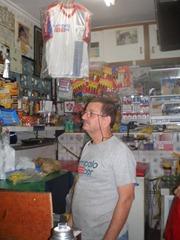 Embalo Bar - Ivan e a camisa do Puta Time