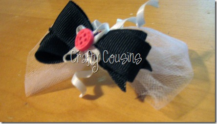 Tulle Bow (2)