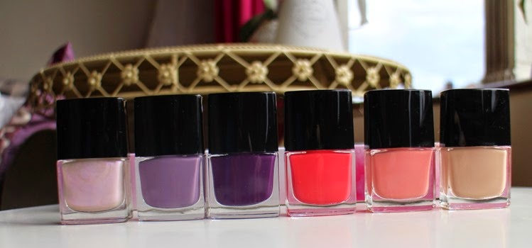 British-Beauty-Blogger-M&S-nail-polish-set