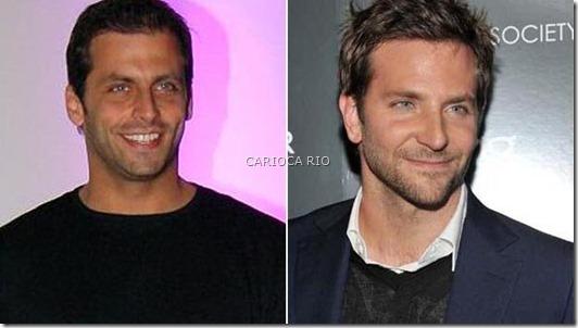 Henri Castelli é o Bradley Cooper brasileiro