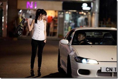 Barbie Hsu, Motorway