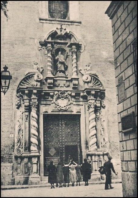 Iglesia de San Andrés. 1932