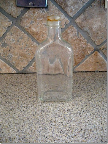 starfish bottle