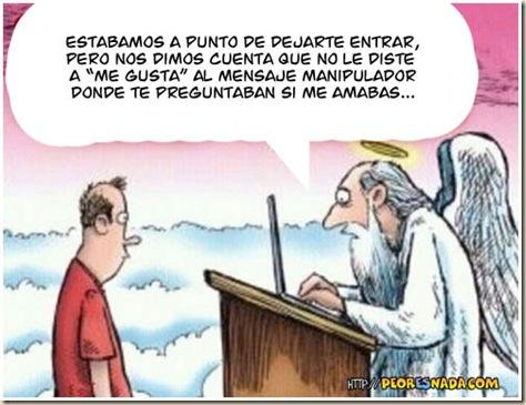 cielo paraiso humor ateismo biblia grafico religion dios jesus (28)