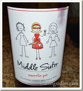 Middle Sister Wine