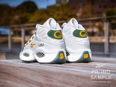 news reebok question packer shoes for player use only lebron james 03 Reebok Question LeBron & Kobe For Player Use Only Pack