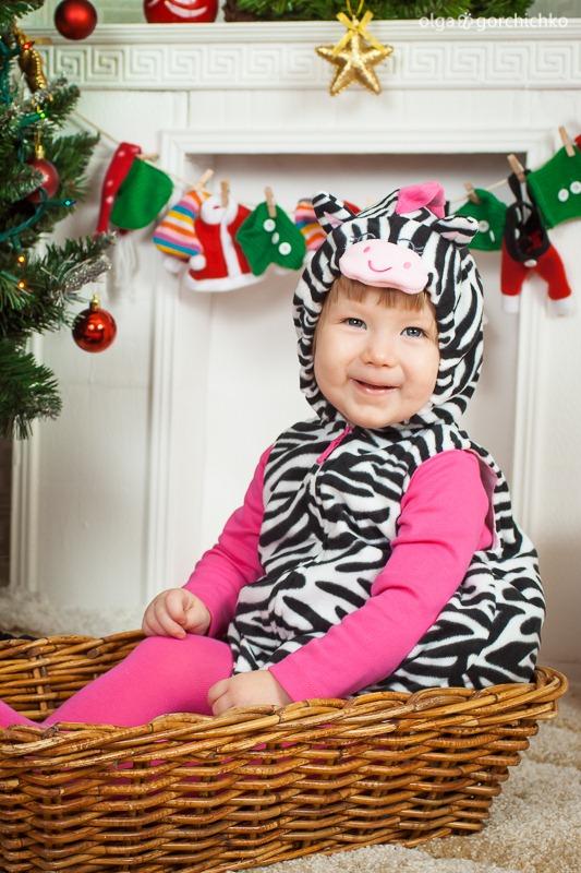 Детский новогодний фотопроект Рождественские мечты. 16. Аня и Саша Муреня-9324