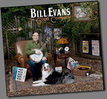 "Bill Evans Releases New CD–""In Good Company"""