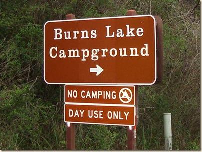 camp no camp