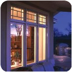 Lindal wood windows
