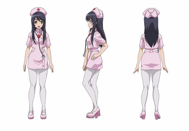 Super Sonico anime 03