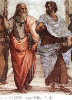 'Plato and Aristotle' photo (c) 2008, Image Editor - license: http://creativecommons.org/licenses/by/2.0/
