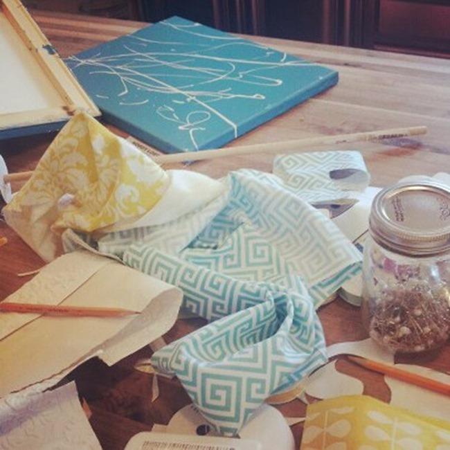 crafting
