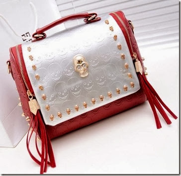 U8518 red (210.000) MATERIAL PU L25XH21XW10.5CM WEIGHT 700GR COLOR BLUE,APRICOT,BLACK,RED