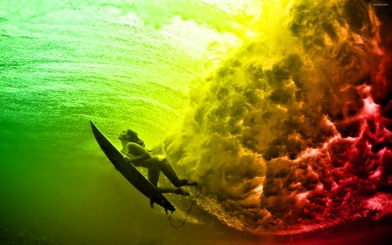 papel de parede surf reggae 05