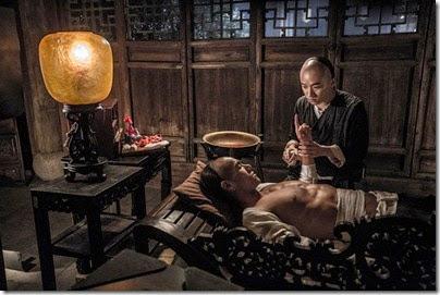 Eddie Peng in Rise of the Legend - 彭于晏 黃飛鴻之英雄有夢 34