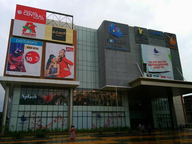 Forum Fiza Mall, Mangalore