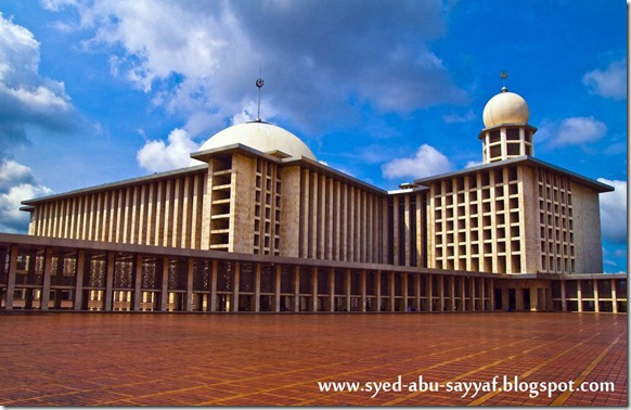 Masjid Istiqlal – Jakarta, Indonesia