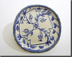4 Faces Picasso Ceramics