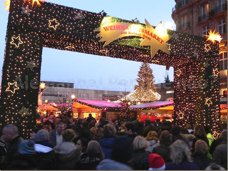 Feira de Natal Colônia 1