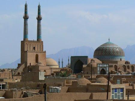 Yazd: The Skyline of Yazd