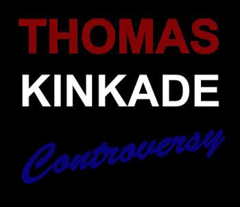 thomas kinkade controversy