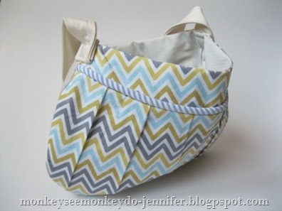 chevron purse  (3)