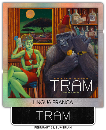 Lingua Franca by T.R.A.M.