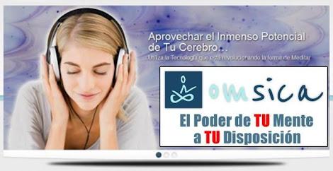OMSICA [ Audio CD ] – La Tecnología que está Revolucionando la Forma de Meditar y Aprovechar el Inmenso Potencial de Tu Cerebro