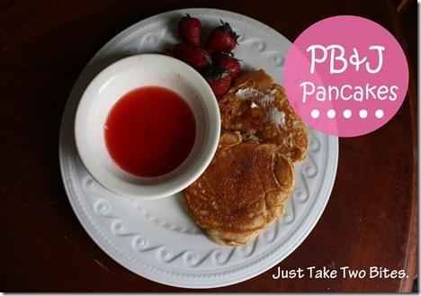pbandj pancakes