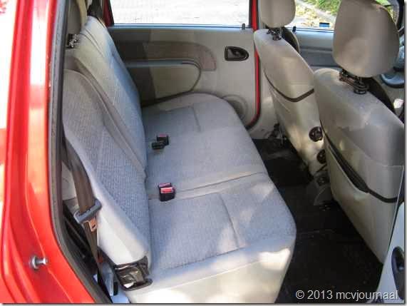Dacia Logan MCV 6 jaar 06