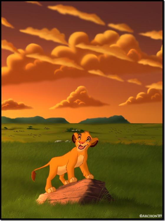 El Rey León,The Lion King,Simba (12)