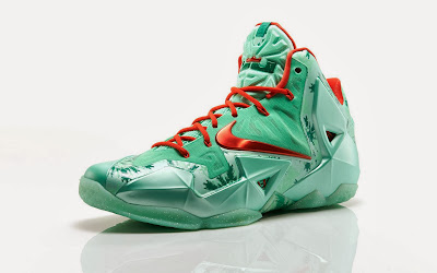nike lebron 11 xx christmas pack 6 05 Release Reminder: Nike LeBron 11 Christmas Pack