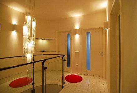 decoracion,interior,color,rojo,negro,blanco