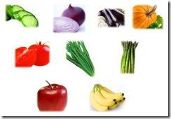 最佳瘦身的黄金蔬果